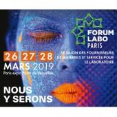 HB Mesures présent sur Forum Labo