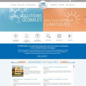 Nouveau site HB Mesures !